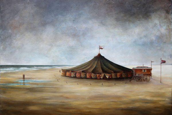 Circus op het strand 2