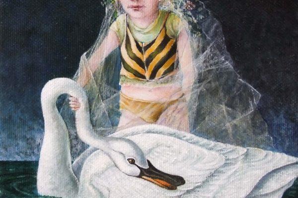 Leda en de zwaan