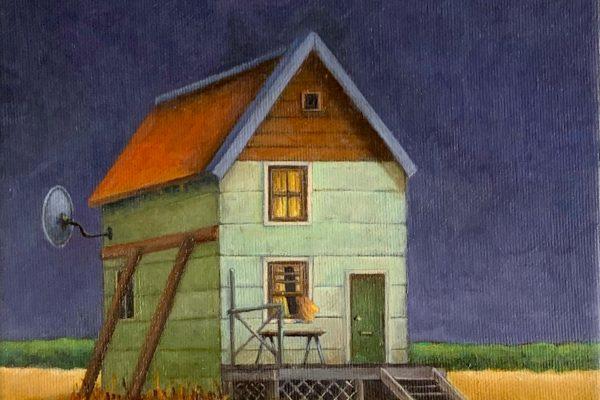 Nachthuisje 1